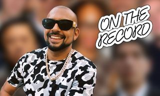 This Is a Candid Interview With the Real Sean Paul