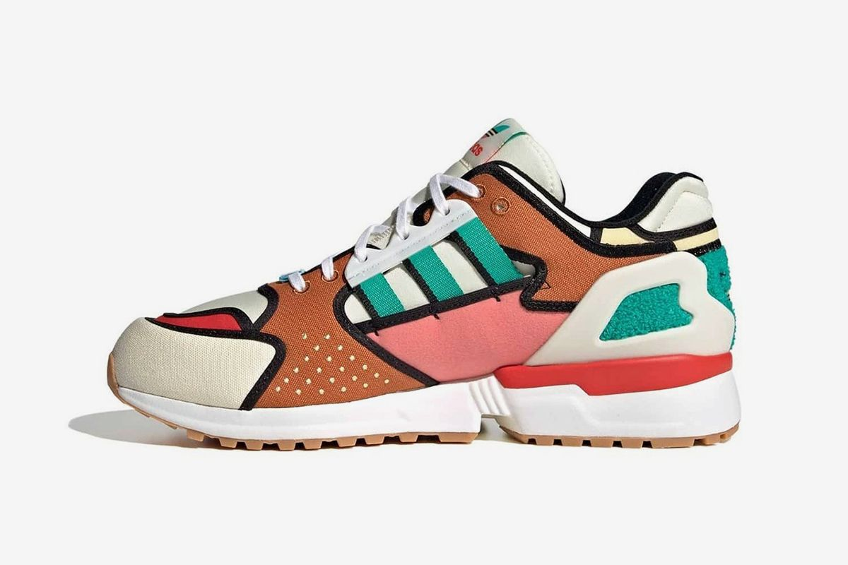 'The Simpsons' x adidas Heads to Krusty Burger & Other Sneaker News Worth a Read 21