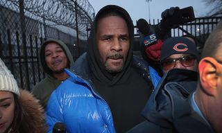 R. Kelly Released From Jail After Outstanding Child Support Paid Anonymously