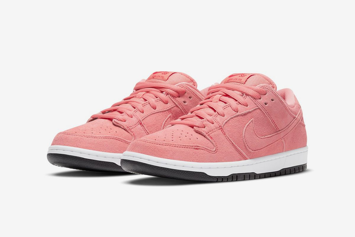 "Add Nike SB's Dunk Low ""Pink Pig"" to Your Wish List Along With These Other Fire Kicks 61"