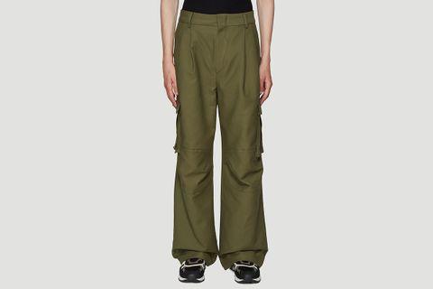 Oversized Cargo Pants