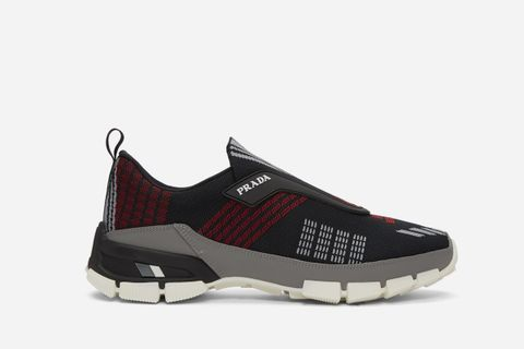 exclusive range separation shoes latest style Prada Laceless Sneakers