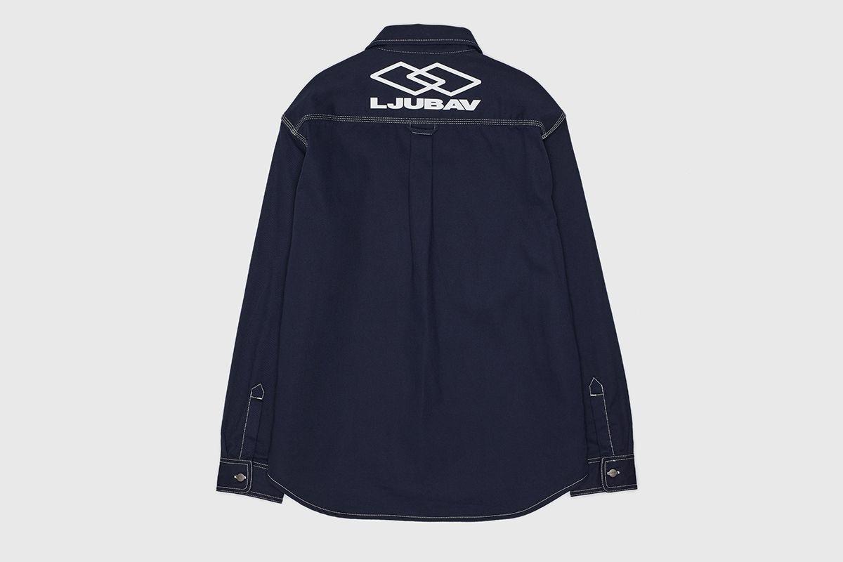 Chalk Shirt Jac