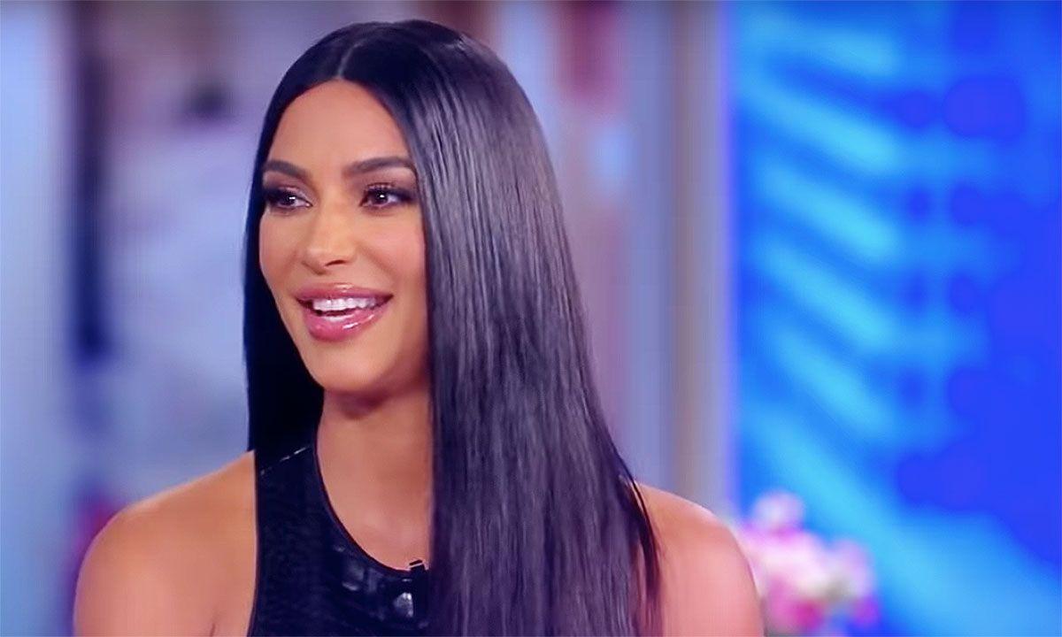 "Kim Kardashian Reveals Kanye West Started Sunday Service to ""Heal Himself"""