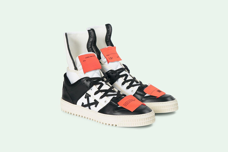 Black High 3.0 Sneakers