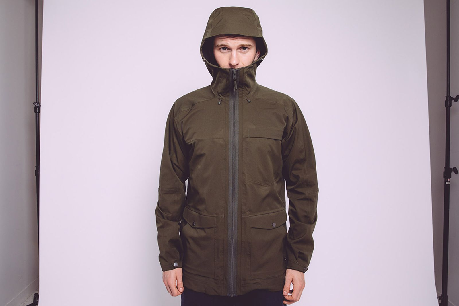 review the haglofs eco proof an urban jacket saving the planet main Haglöfs Sustainable The North Face