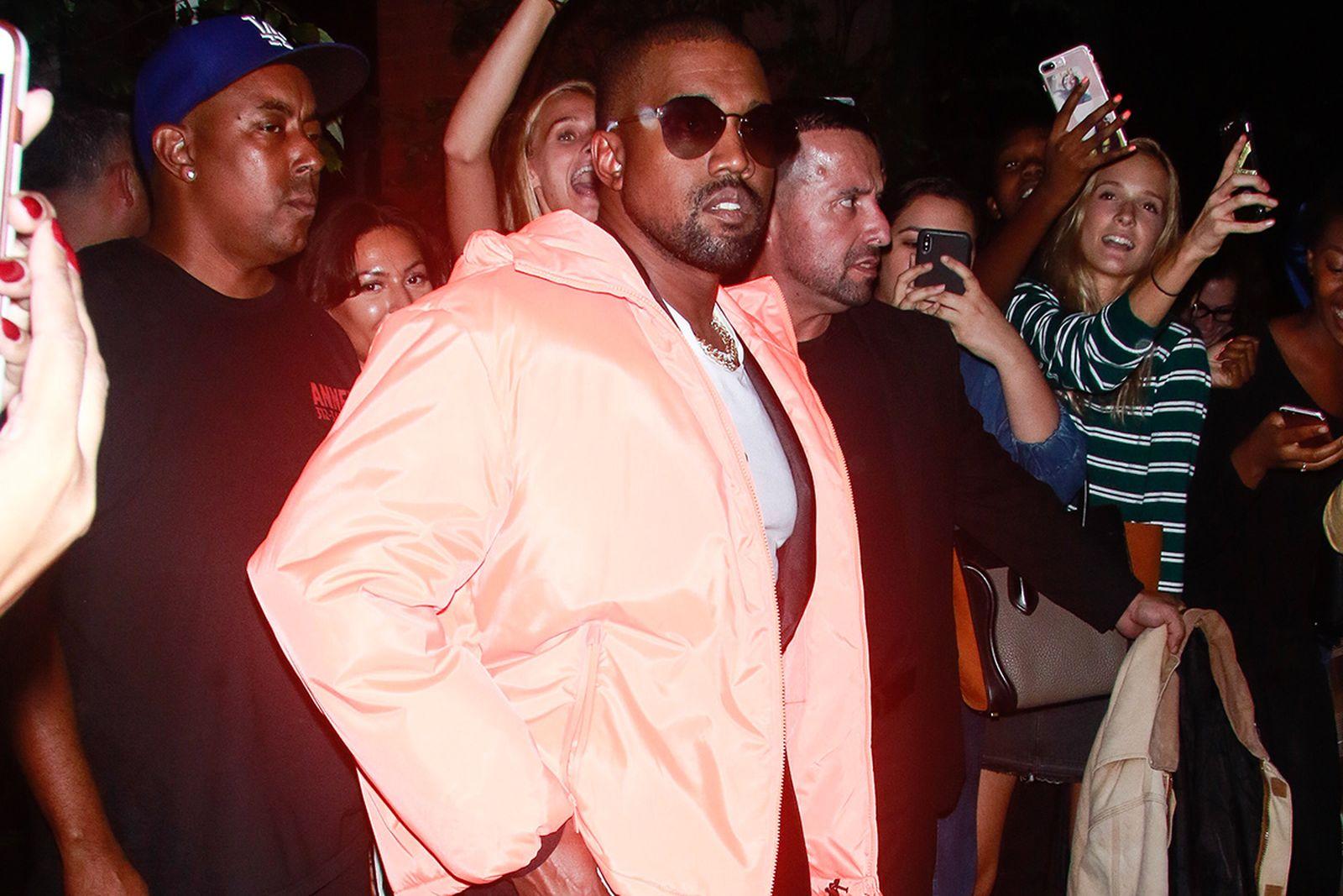 aap rocky kanye west flex pradas relaunches linea rossa line main A$AP Rocky
