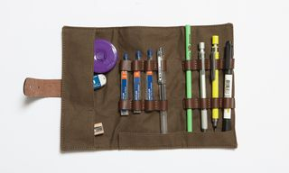 Brownbreath Threefold Nomad Pencil Case