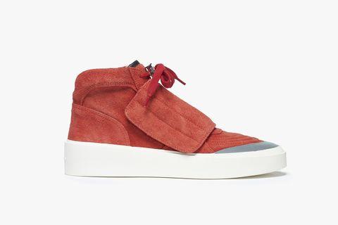 Skate Mid Sneaker