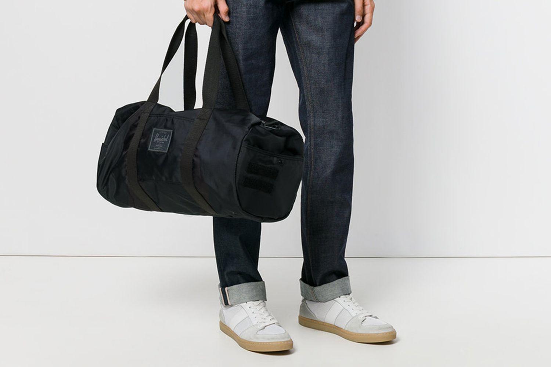 Shell Duffel Bag