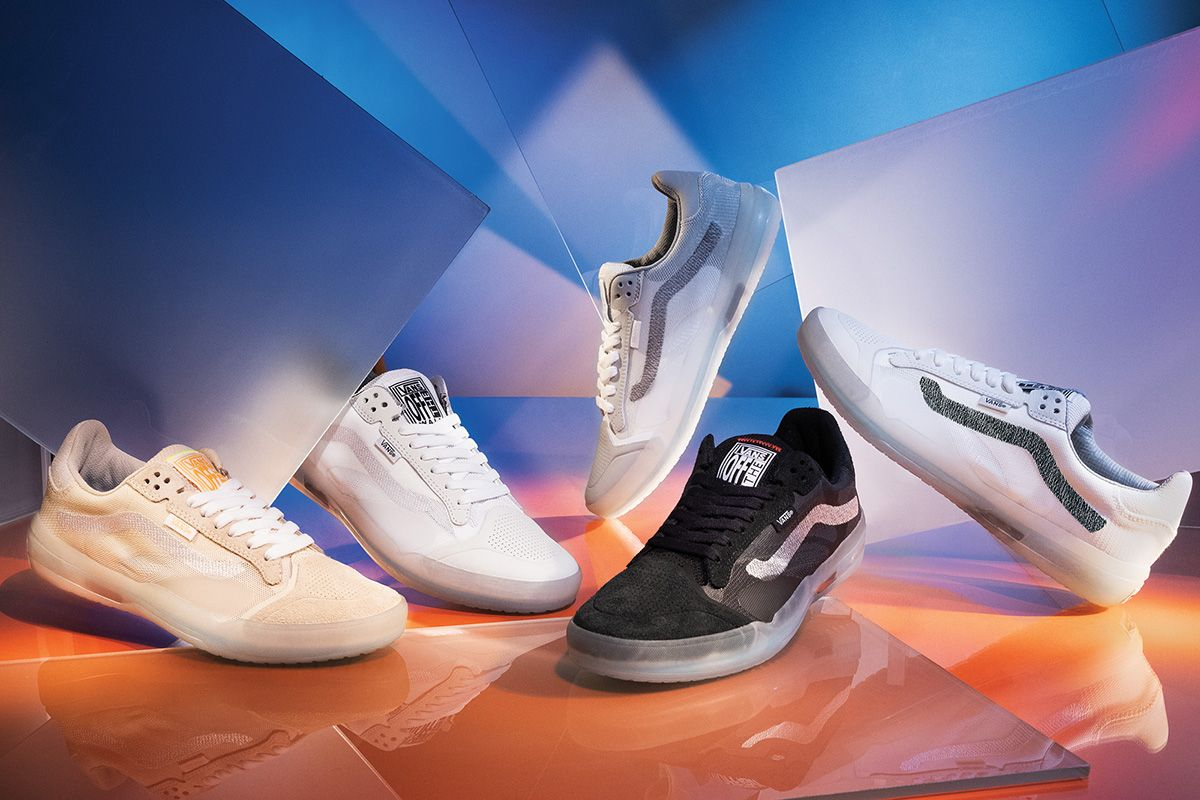 Vans' New Lifestyle Sneaker Is Surprisingly Wearable