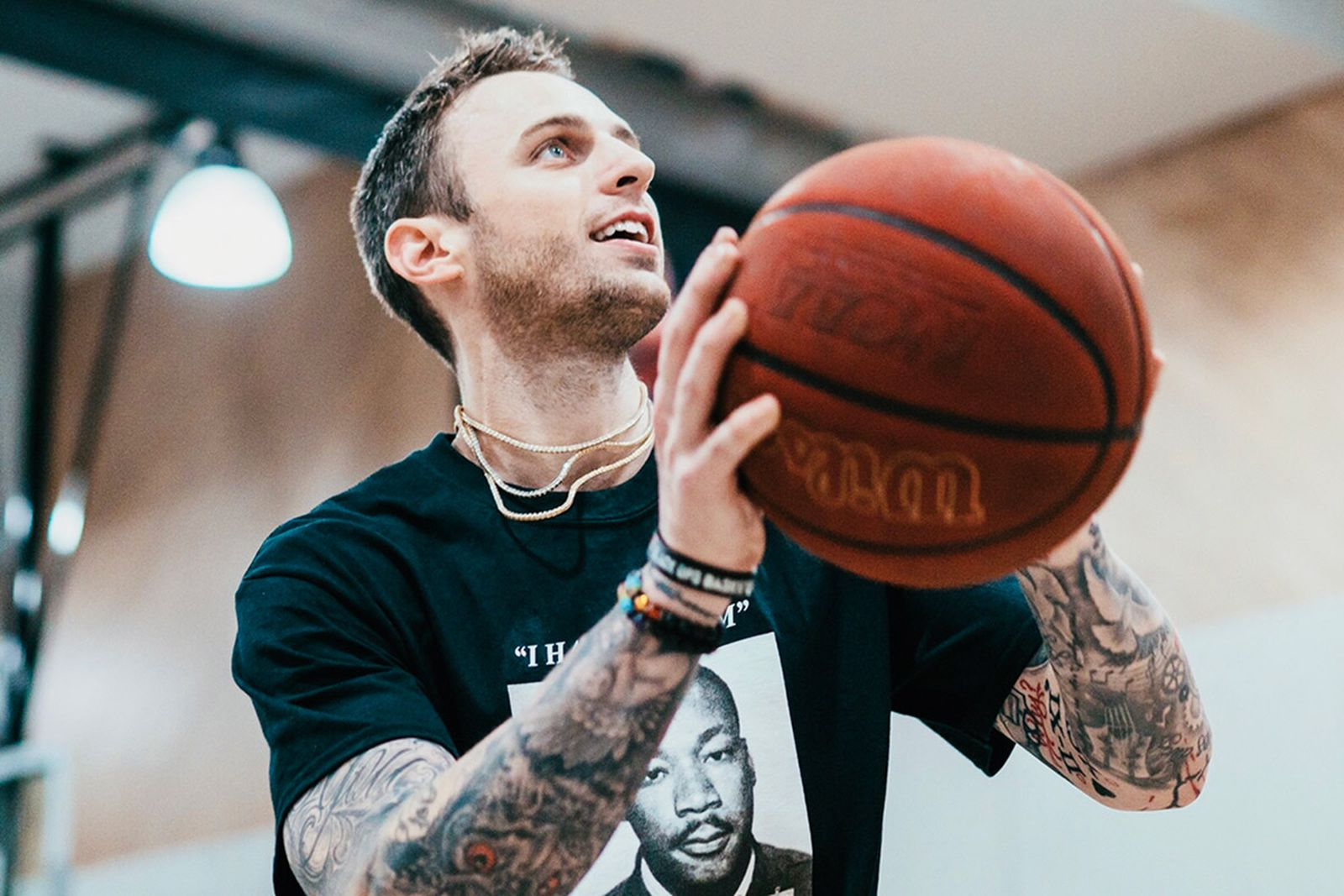 what its like to be the nbas biggest off court star main Chris Brickley