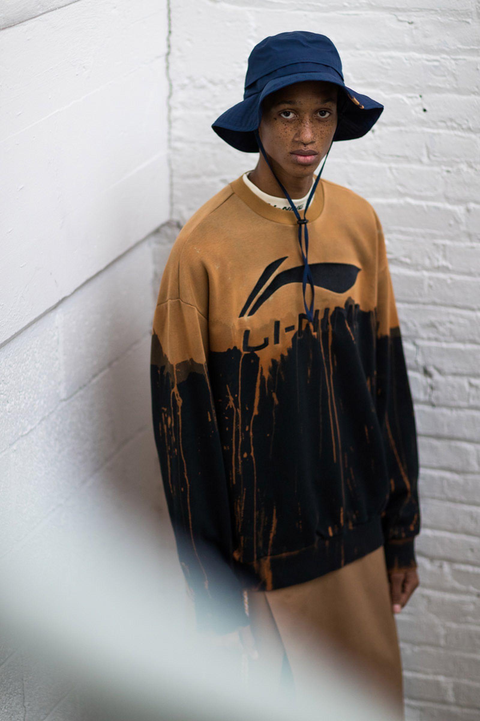 18li ning fw19 new york fashion week fall winter 2019 fashion shows nyfw