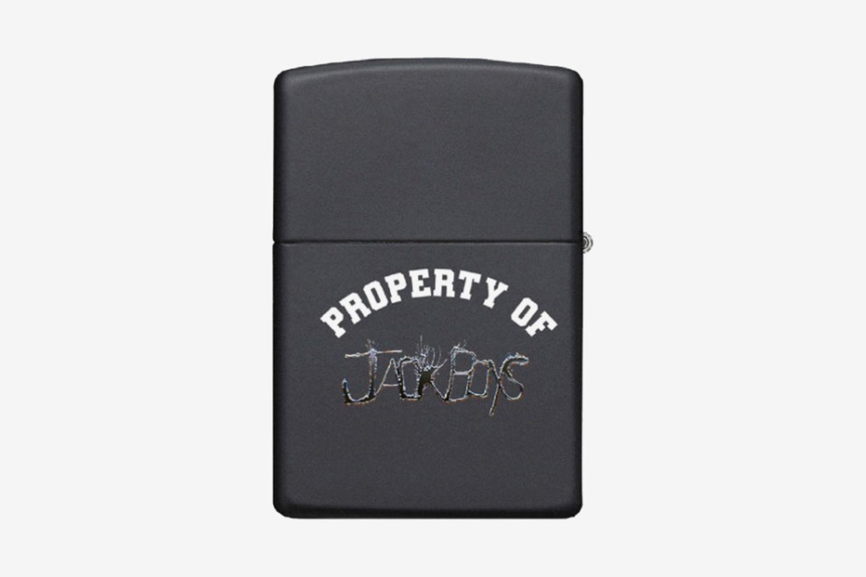 Jack Boys Property of Lighter