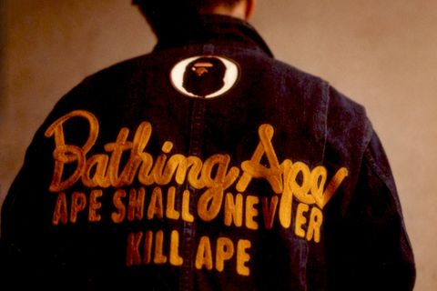 a04371c1 Everything You Ever Wanted to Know About BAPE (and Some Things You Didn't)