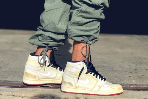 pretty nice f74dc 69061 How Instagram Is Styling Nigel Sylvester s Nike Air Jordan I. By Fabian  Gorsler in Sneakers ...