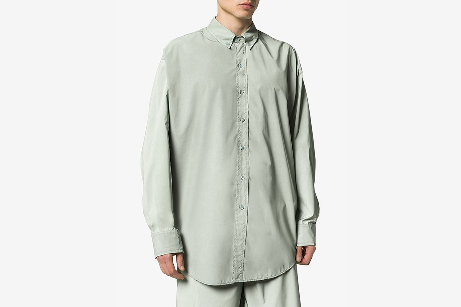 Anderson Reflective Oversized Shirt