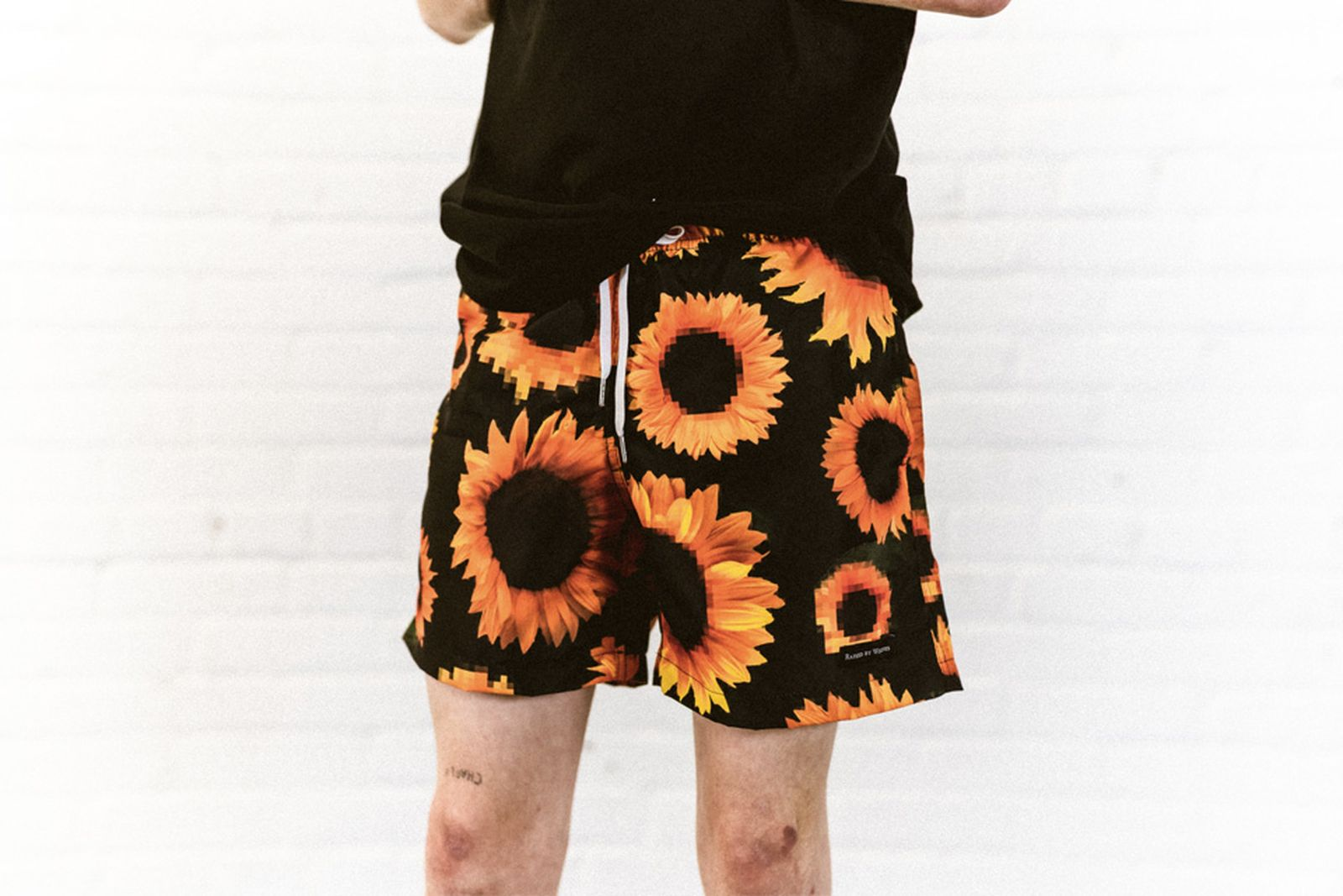rbw bather raised by wolves surf trunks