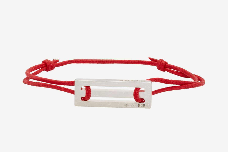 Cord 'Le 25/10g' Bracelet