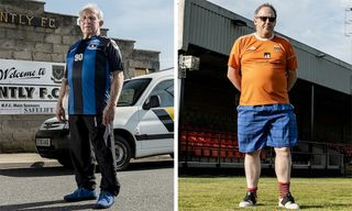 Hanon & hummel Pay Homage to Scotland's Football Clubs