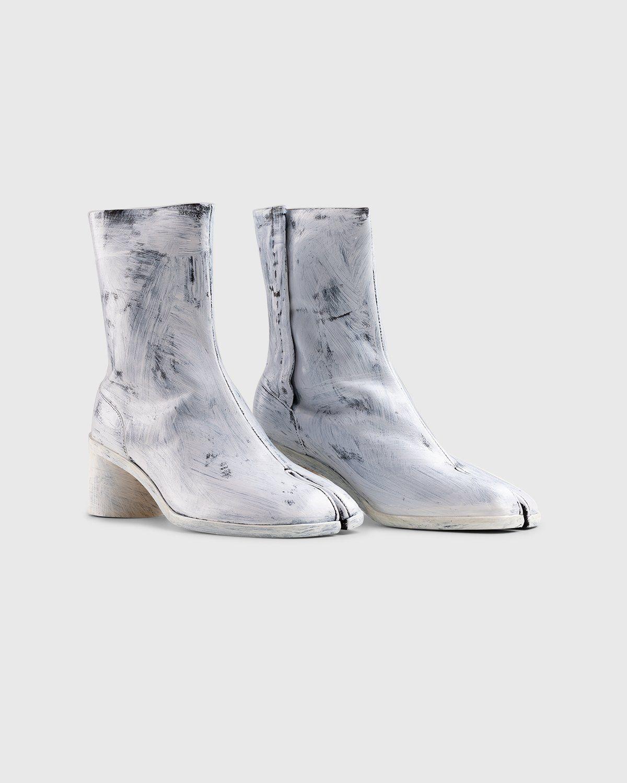 Maison Margiela – Tabi Bianchetto Chelsea Boots White - Image 2