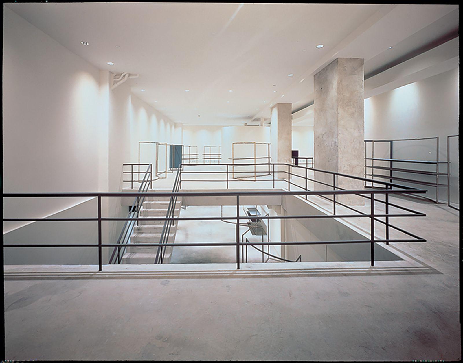 Comme des Garçons Soho, New York, Aug 1989