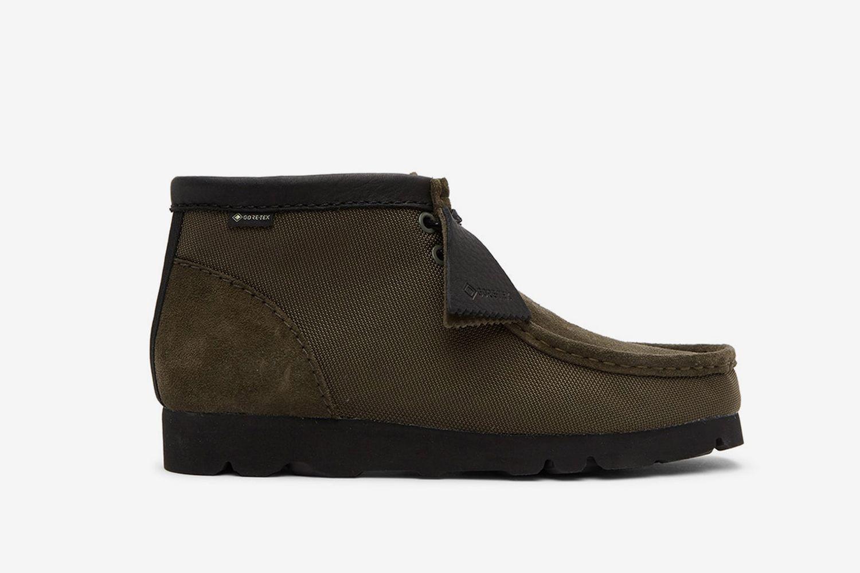 Gore-Tex® Wallabee Desert Boots