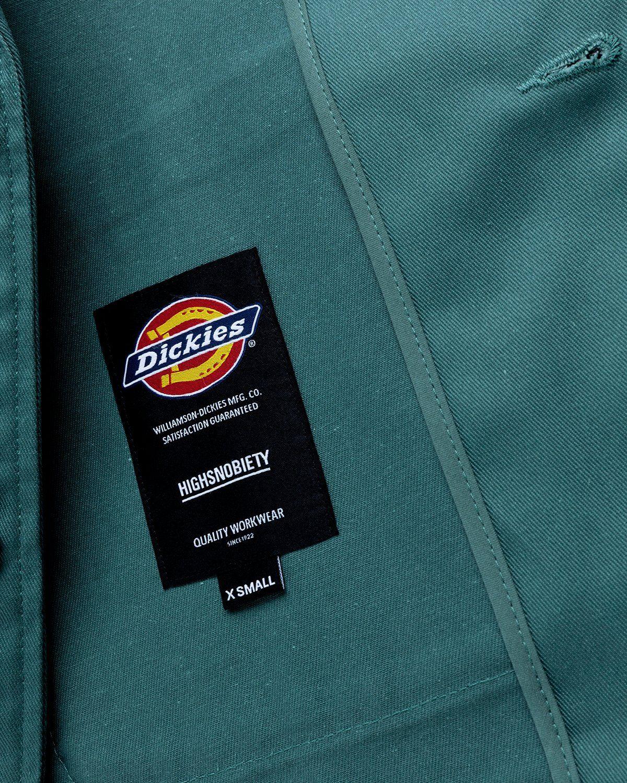 Highsnobiety x Dickies – Blazer Lincoln Green - Image 5