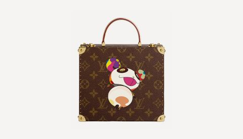 1225c861c0b2 ... using visual elements intrinsic to both Louis Vuitton and Murakami s  aesthetic