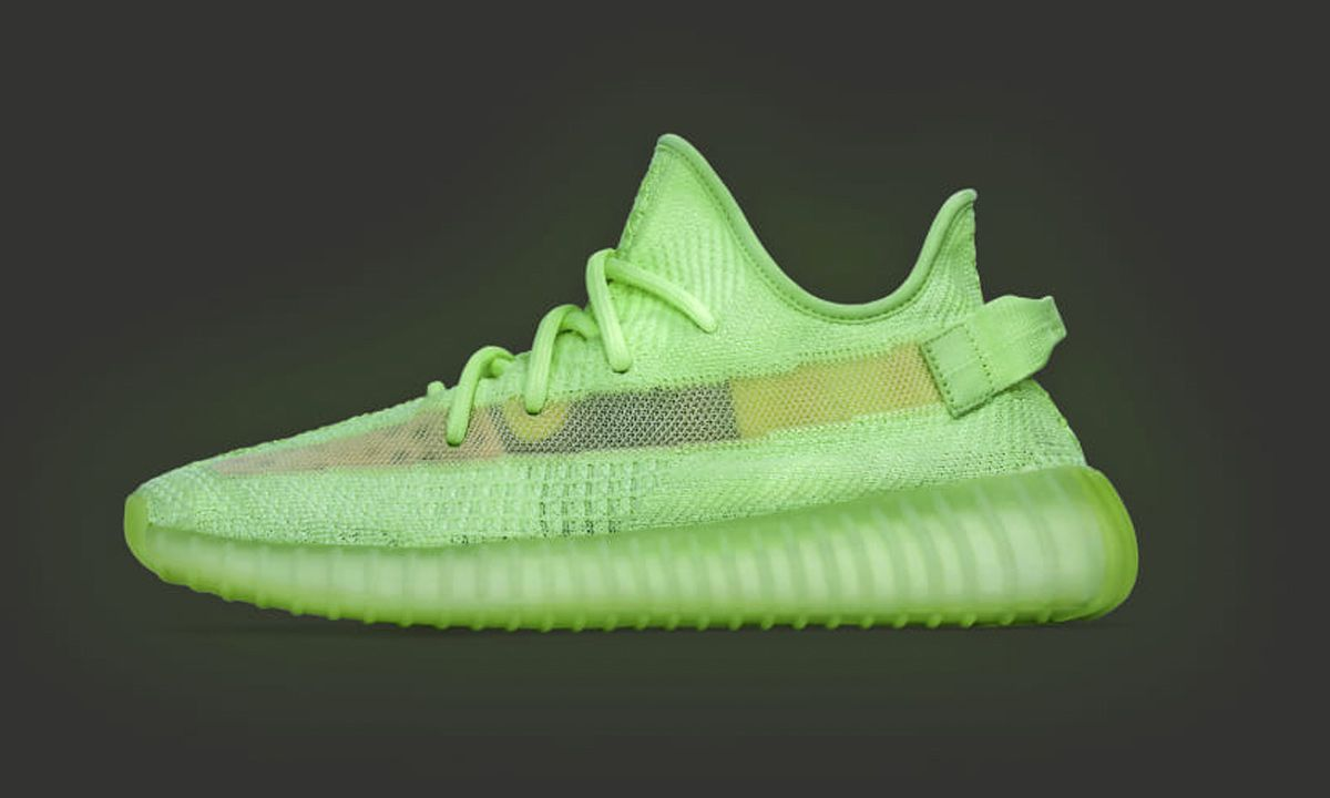 "best website 8b63d c7b4f adidas YEEZY Boost 350 V2 ""Glow in the Dark"": Where to Buy Today"