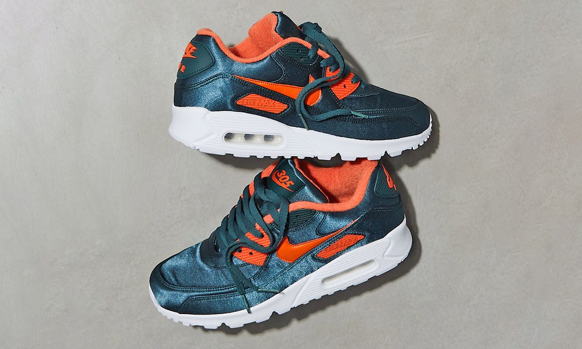"""UNKNWN x Nike Air Max 90 """"305"""" Friends & Family: Official Images"""