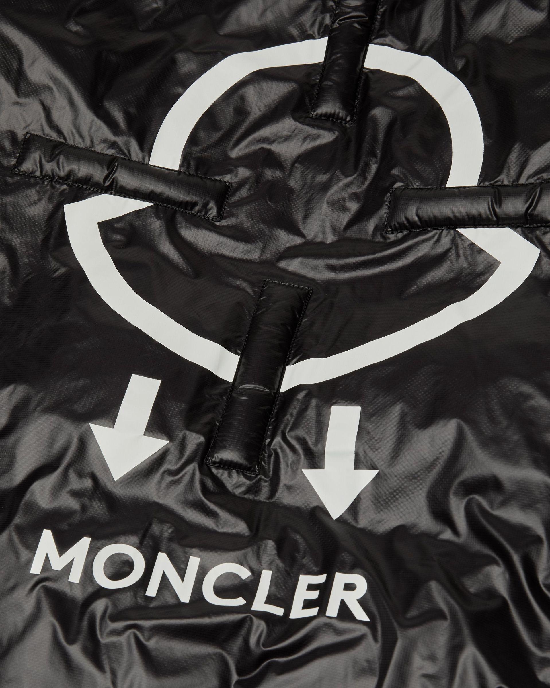 5 Moncler Craig Green - Tresheroy Jacket Black - Image 3