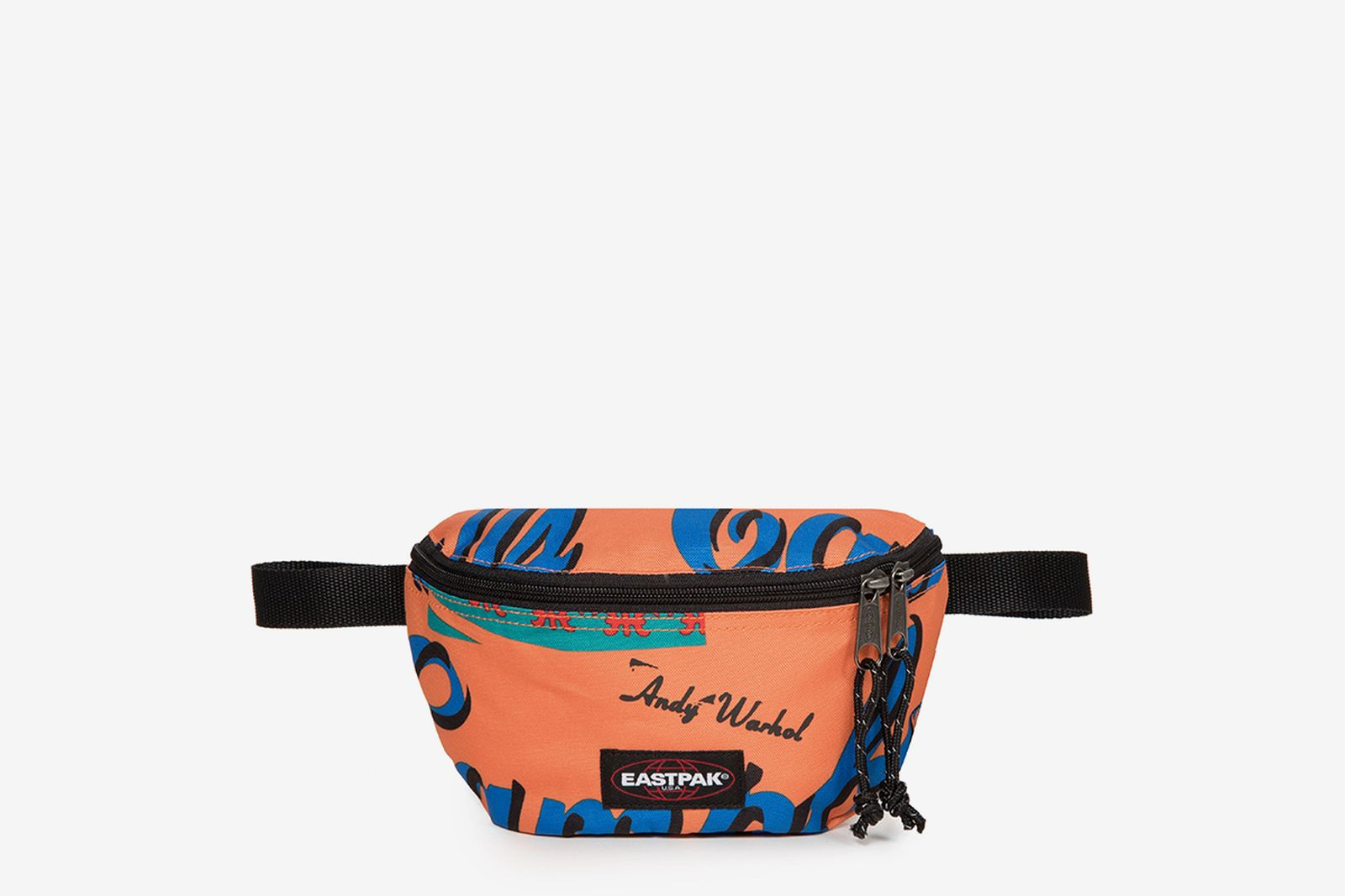 eastpak andy warhol collection
