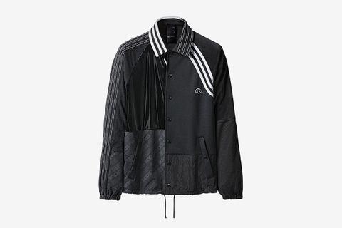 uusi luettelo ilmainen toimitus virallinen myymälä adidas Originals by Alexander Wang Patch Coach Jacket