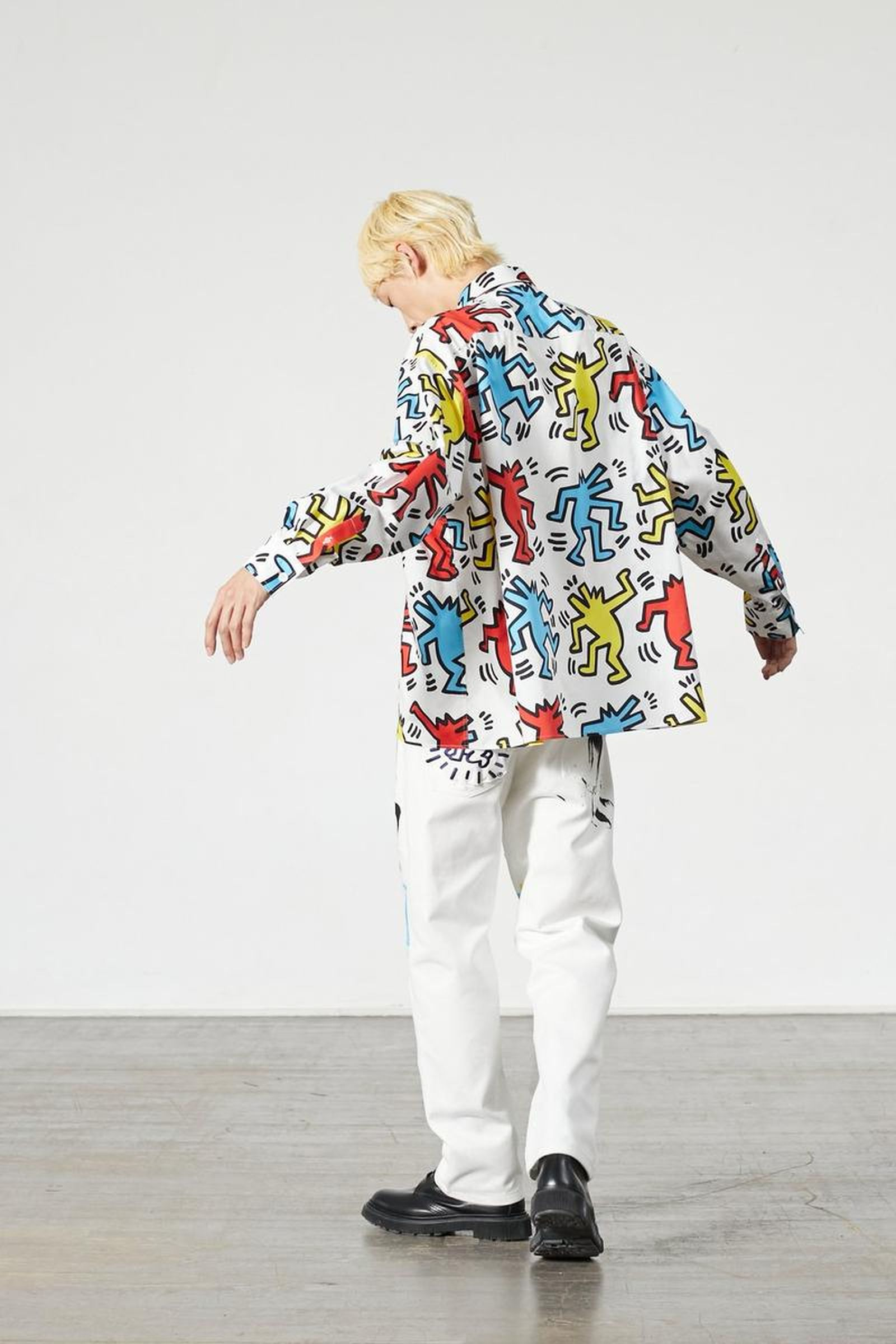 1etudes-keith-haring-ss20-collection