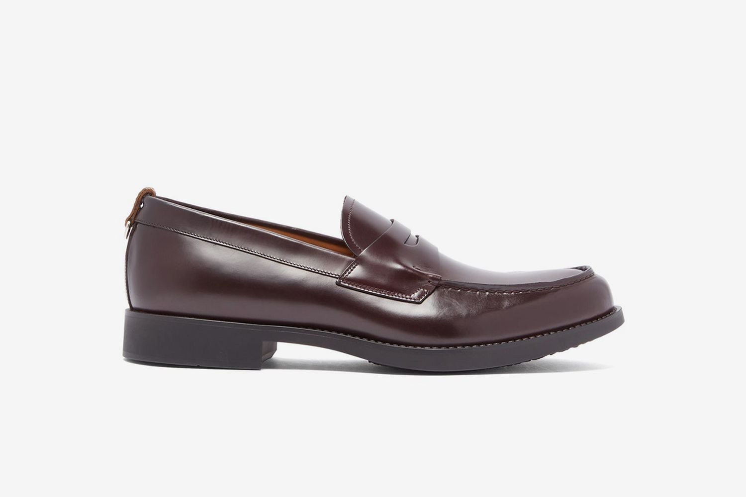 Emile Leather Penny Loafers