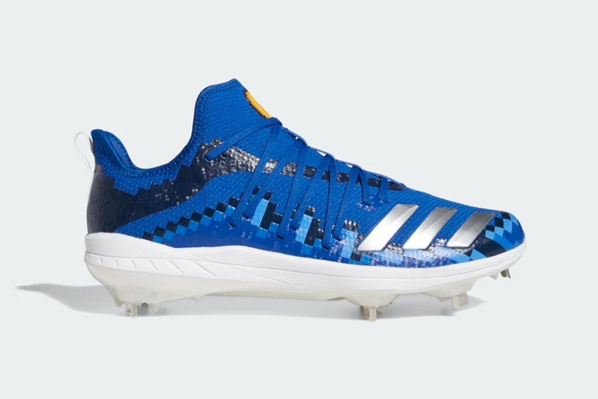 adidas Created a Snapchat Game to Release 8-BIT-Themed Baseball Cleats 3