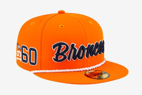 Denver Broncos Home 59FIFTY Fitted