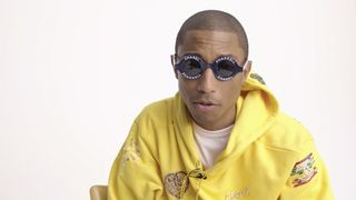 1379e0dcce170 Play. Subscribe to Highsnobiety on YouTube. UPDATE  Pharrell just shared  another look at the upcoming Chanel x Pharrell capsule collection ...