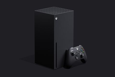 Xbox Series X Prototype Images Leak and It's a Big Black Box