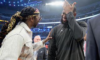 2 Chainz Reveals LeBron James as A&R on Next Album