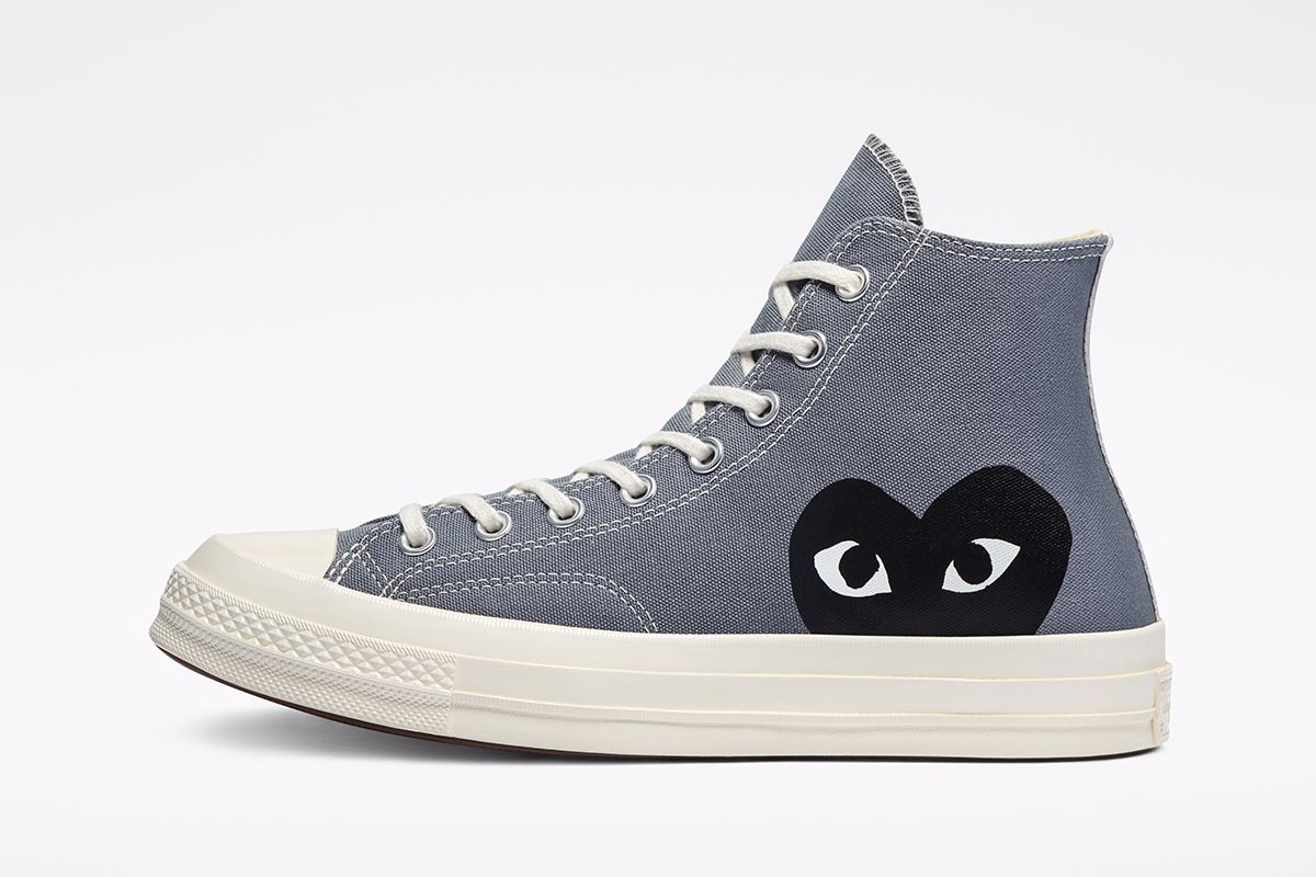 CdG PLAY Is Dropping Some New Chucks We Actually Want to Wear 44