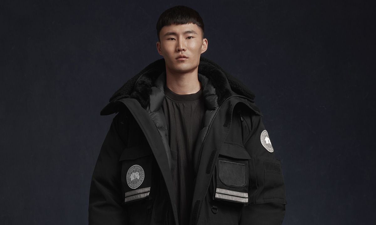 Never Be Cold Again With Canada Goose x Juun.J