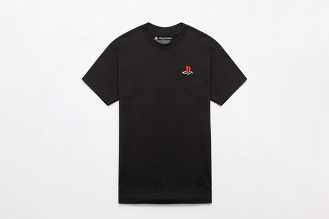 Playstation Embroidered T-Shirt