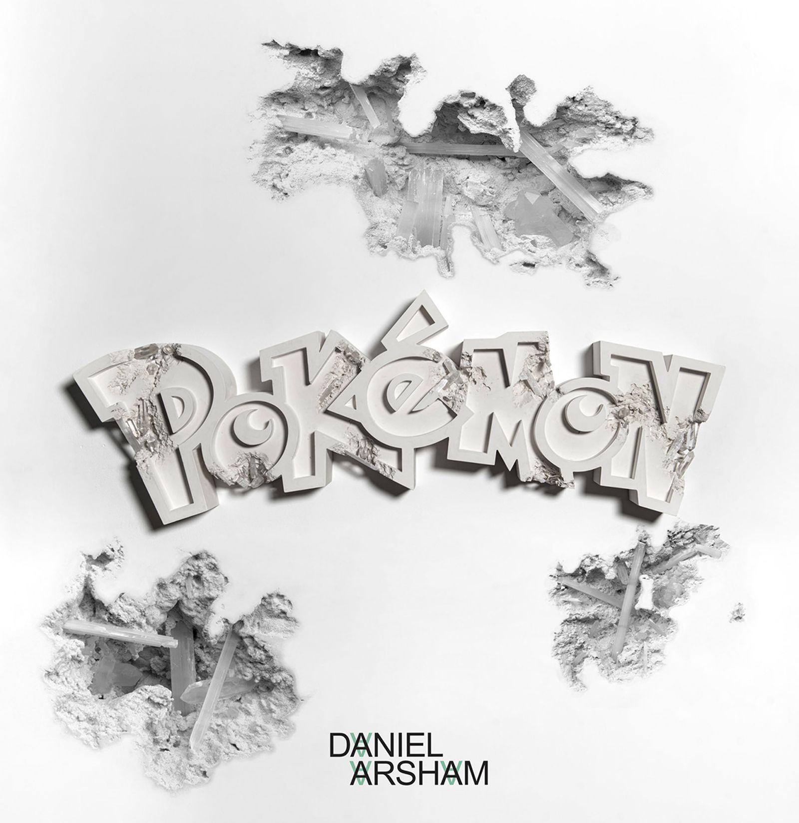 Daniel Arsham x Uniqlo Pokémon Capsule