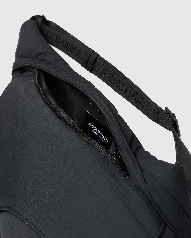 A-COLD-WALL* – Semi Gilet Body Bag Black - Image 3