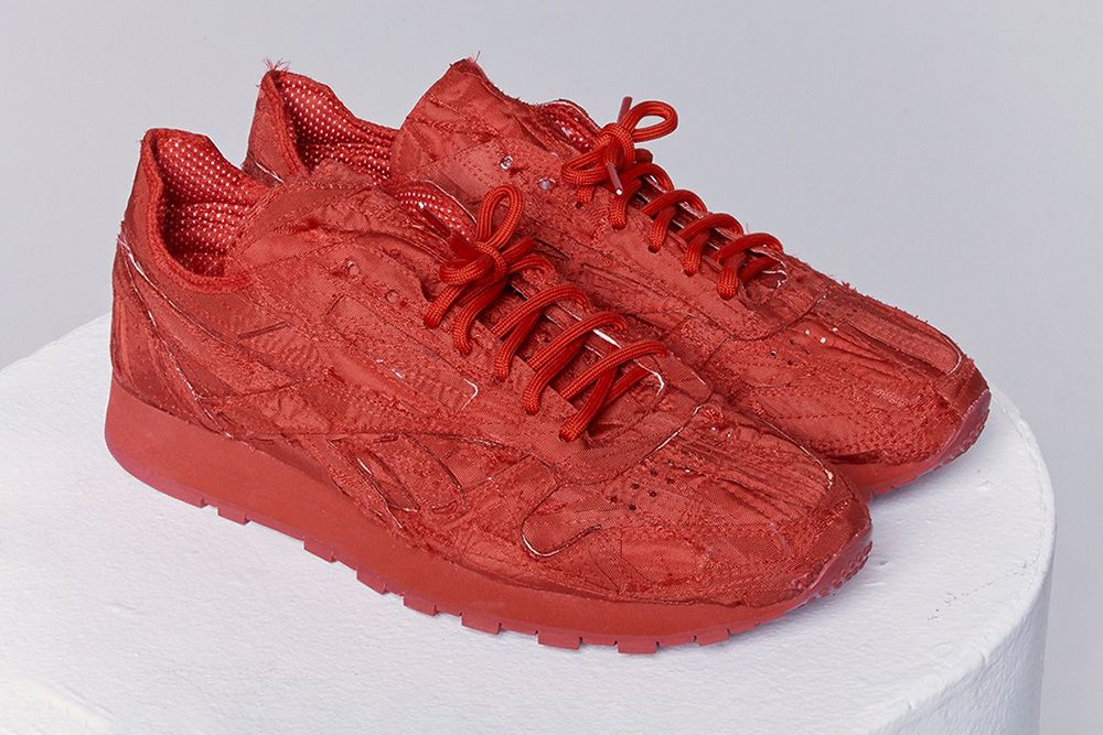From Airbags to Must-Haves: Here's the KANGHYUK x Reebok Classic Leather