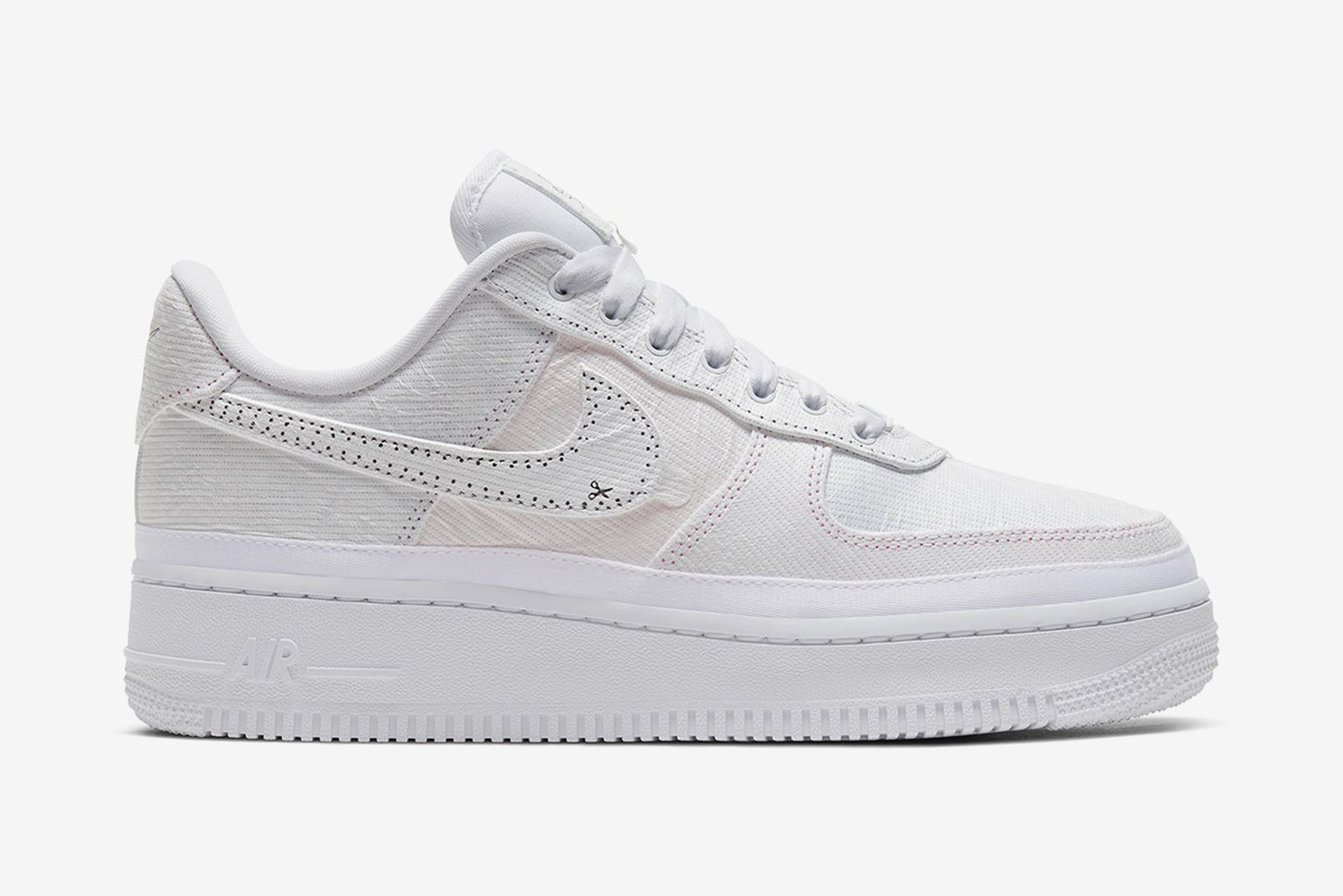 air force 1 tear