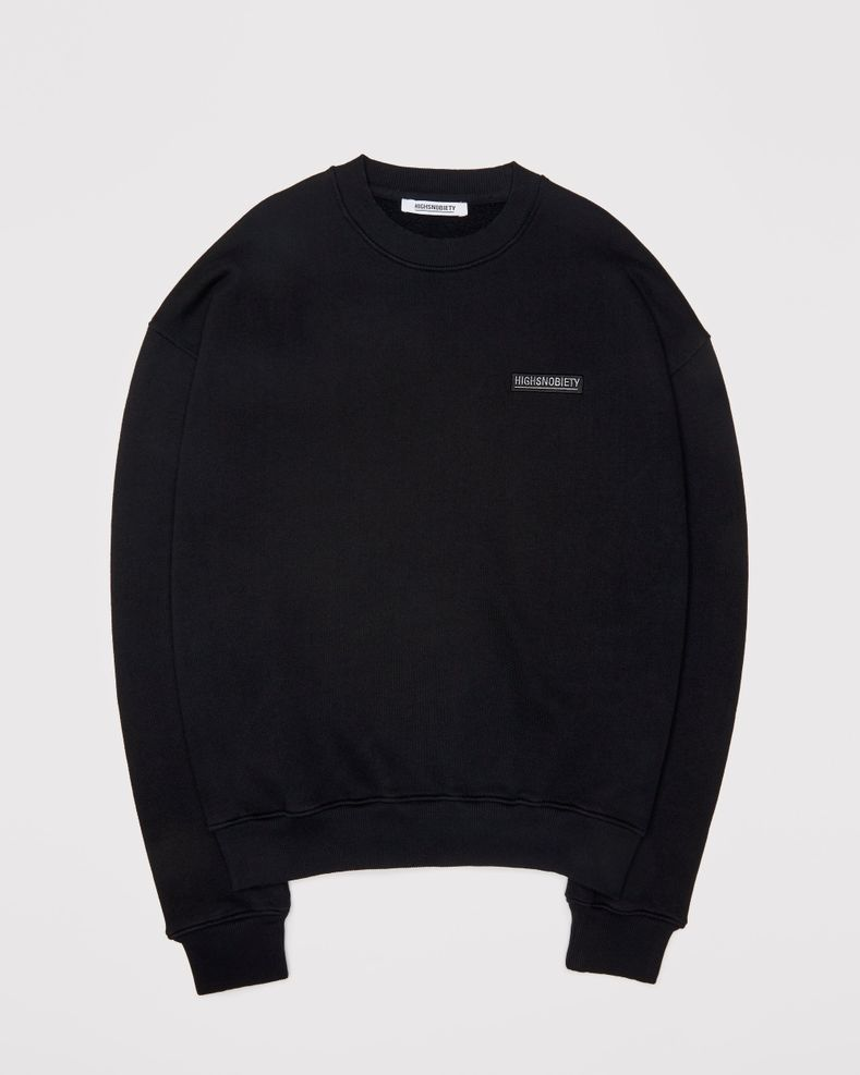 Highsnobiety Staples — Sweatshirt Black