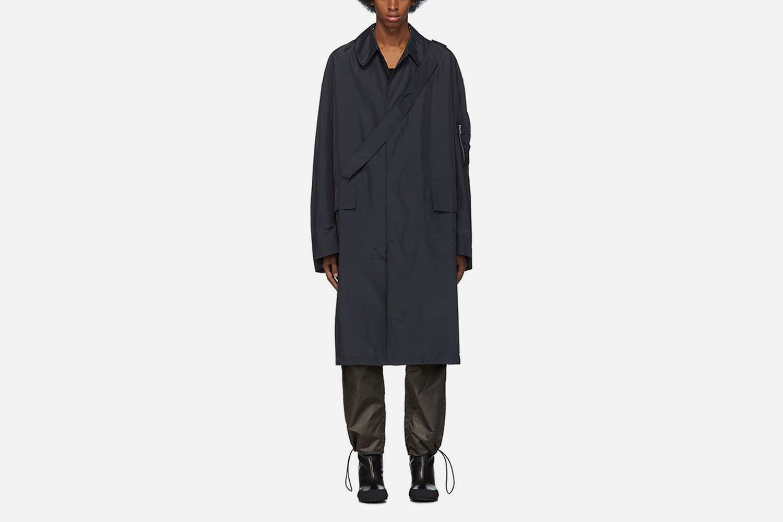 Satin Overcoat